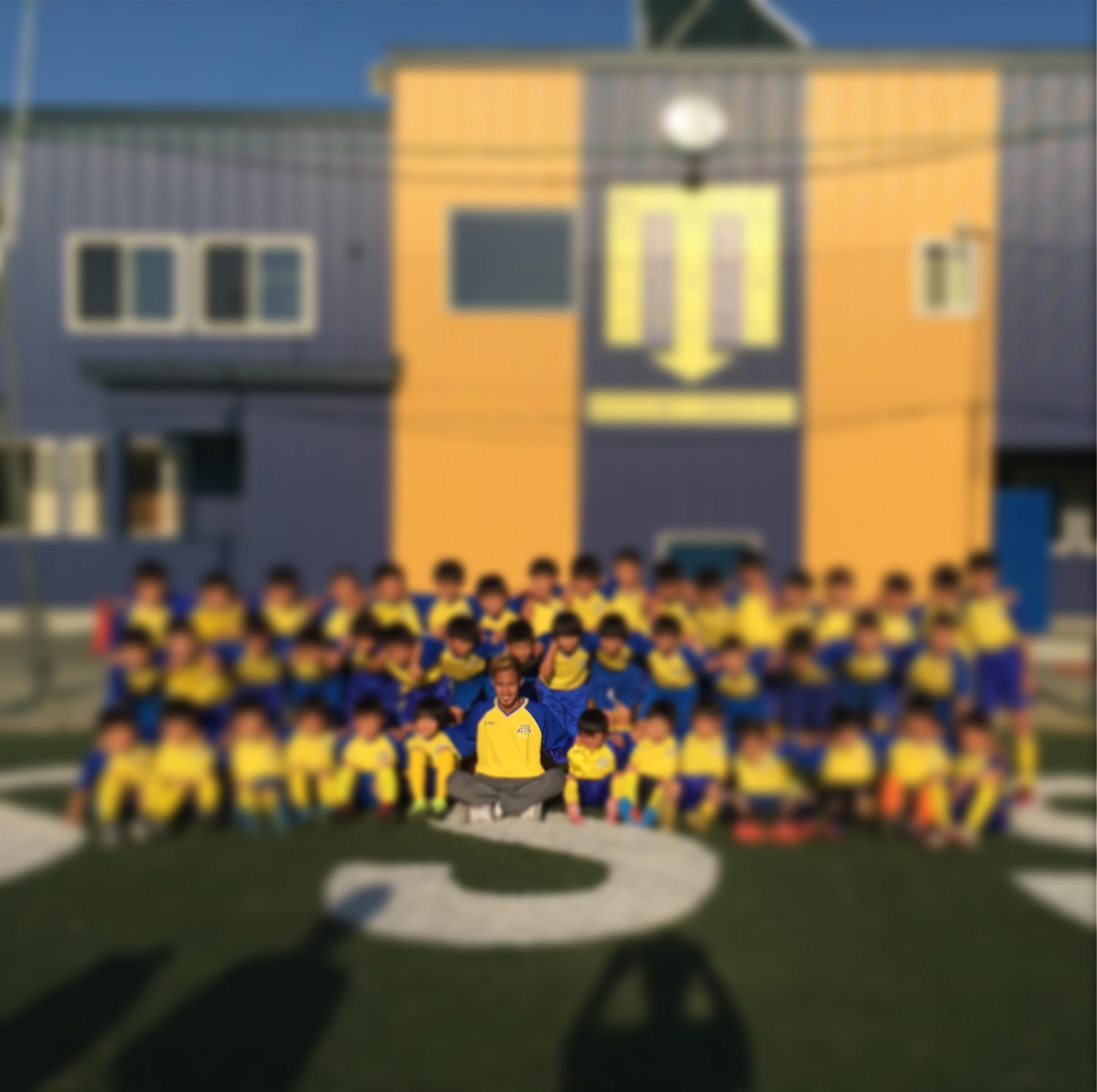 SSS札幌サッカースクールへ訪問