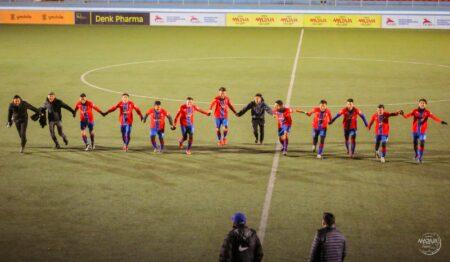 サッカーモンゴル代表のホームスタジアムについて